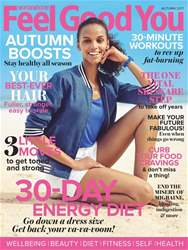 Woman & Home Feel Good You Magazine Cover