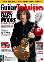 Guitar Techniques issue November 2017