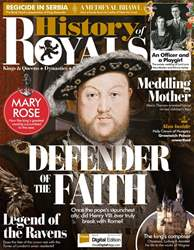 History Of Royals issue Issue 20