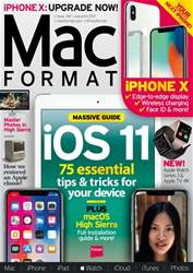 MacFormat issue Autumn 2017
