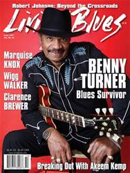Living Blues issue LB#251