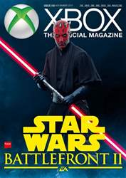 Official Xbox Magazine (UK Edition) issue November 2017