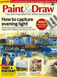 Paint & Draw issue October 2017