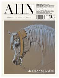 Australian Arabian Horse News issue Volume 51 No. 2