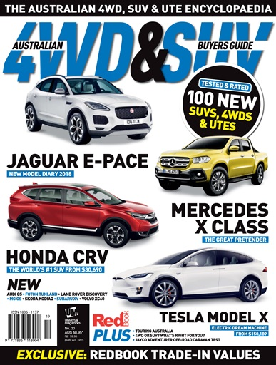 Australian 4WD and SUV Buyers Guide Preview