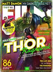 Total Film issue November 2017