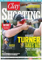 Clay Shooting issue October 2017