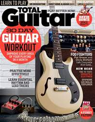 Total Guitar issue October 2017
