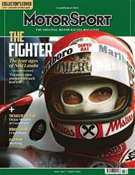 Motor Sport Magazine issue November 2017