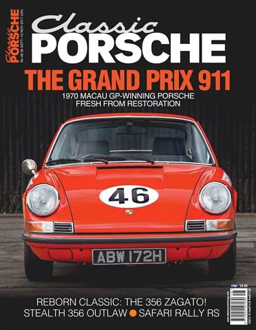 Classic Porsche issue Classic Porsche 48