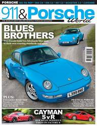 911 & Porsche World 284 November 2017 issue 911 & Porsche World 284 November 2017
