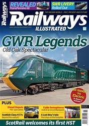 Railways Illustrated issue  November 2017