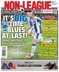 The Non-League Football Paper issue 24th September 2017