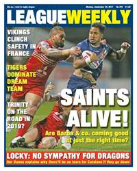 League Weekly issue 793