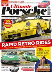 Ultimate Porsche issue November 2017