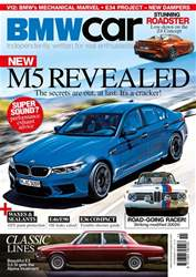 BMW Car issue November 17