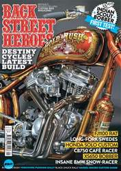 Back Street Heroes issue 405 January 2018