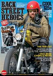 Back Street Heroes issue 408 April 2018