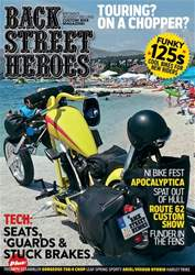 Back Street Heroes issue 409 May 2018