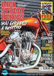Back Street Heroes issue 413 September 2018