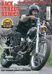 Back Street Heroes issue 414 October 2018
