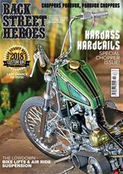 Back Street Heroes issue 415 November 2018