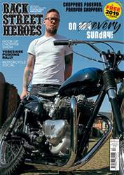 Back Street Heroes issue 416 December 2018
