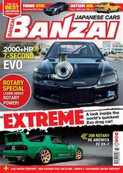 Banzai issue November 17