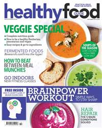 Healthy Food Guide issue October 2017