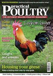 Practical Poultry Magazine Cover