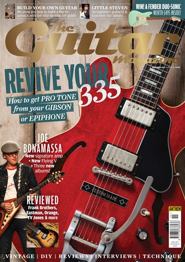 The Guitar Magazine Preview