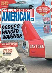 Classic American Magazine issue 321 January 2018