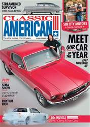 Classic American Magazine issue 322 February 2018
