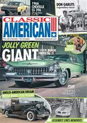 Classic American Magazine issue 323 March 2018