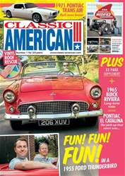 Classic American Magazine issue 324 April 2018