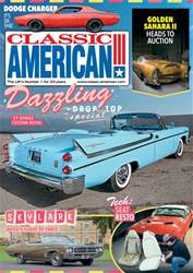 Classic American Magazine issue 325 May 2018