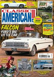 Classic American Magazine issue 326 June 2018