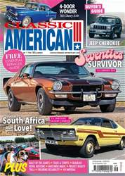 Classic American Magazine issue 329 September 2018