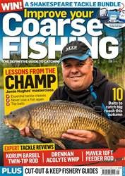 Improve Your Coarse Fishing issue Issue 329
