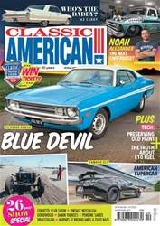 Classic American Magazine issue 330 October 2018