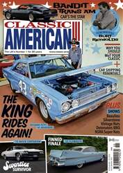 Classic American Magazine issue 331 November 2018