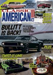 Classic American Magazine issue 332 December 2018
