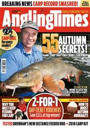 Angling Times issue 26th September 2017