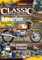 Classic Bike Guide issue January 2018