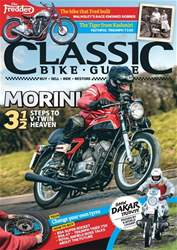 Classic Bike Guide issue March 2018