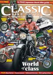 Classic Bike Guide issue May  2018
