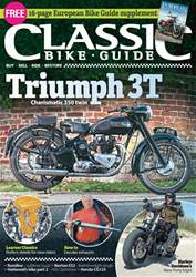 Classic Bike Guide issue June 2018