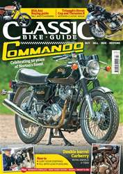 Classic Bike Guide issue July 2018