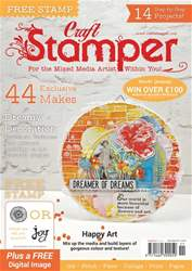 Craft Stamper issue November 2017