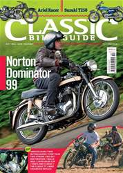 Classic Bike Guide issue October 2018